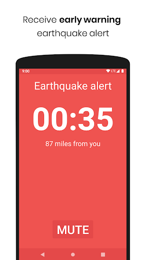 eQuake - Earthquake Alerts Apk 1