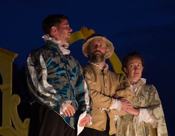 Open air theatre to return to castle