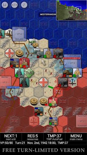 Second Battle of El Alamein: German Defense (free) 1.4.8.0 de.gamequotes.net 1