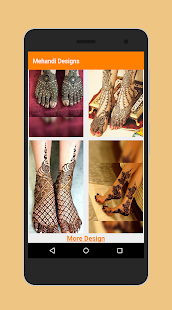 Mehandi Designs- screenshot thumbnail