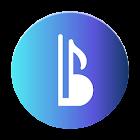 Booktrack icon