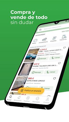 Milanuncios: Segunda mano, motor, pisos y empleo android2mod screenshots 2