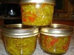 Sweet Pepper Relish Recipe
