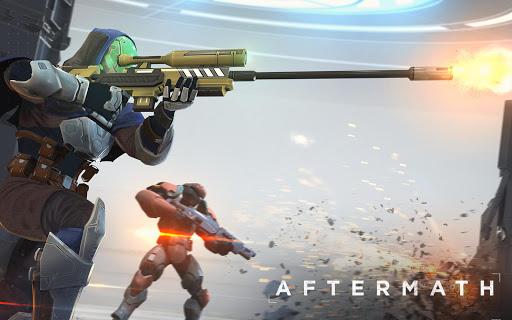 Aftermath - Online PvP Shooter 0.6 screenshots 18