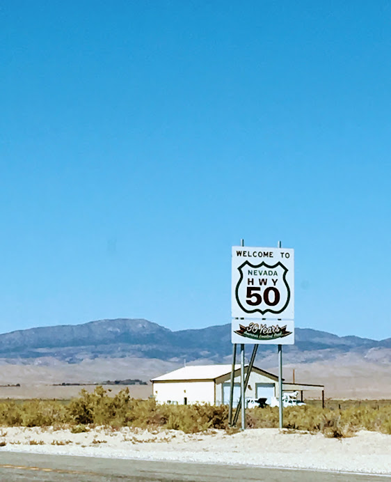 Highway 50, loneliest road in America