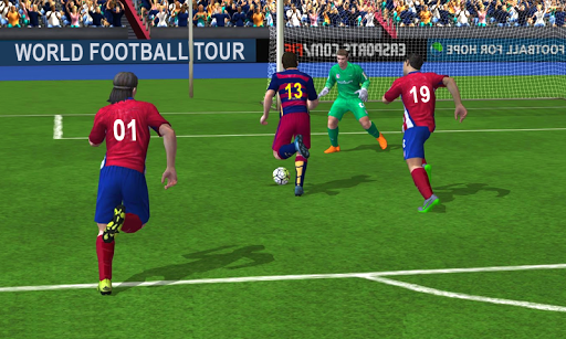 World Football Soccer League  screenshots 3