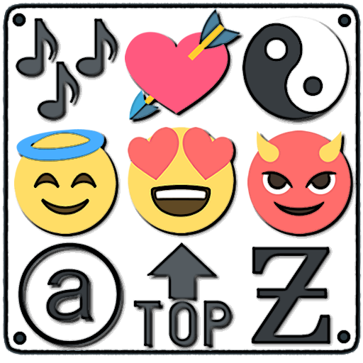 Cool text, symbols, letters, emojis, nicknames file APK for Gaming PC/PS3/PS4 Smart TV