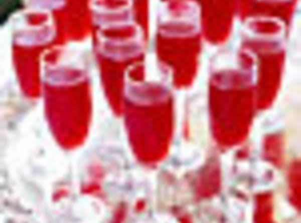 Sparkling Cranberry Blush Recipe
