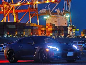 NISSAN GT-R  2008年プレミアムエディションのカスタム事例画像 hiraさんの2018年10月14日21:59の投稿