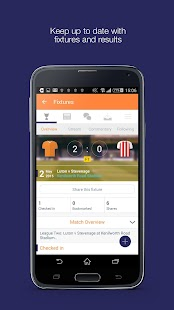 Fan App for Luton Town FC- screenshot thumbnail