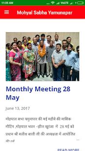 Mohyal Sabha Yamunapar - náhled