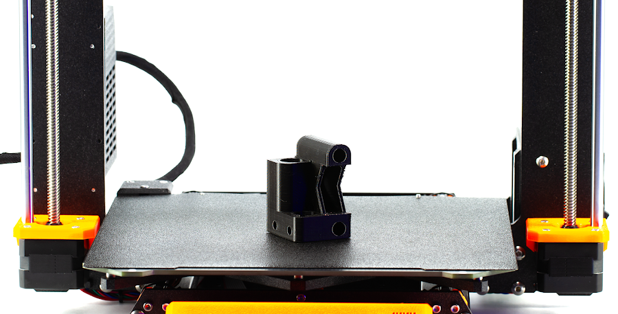 Print the part you need on a surface designed to help you succeed with LayerLock Powder Coated PEI Build Plates.