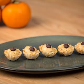 No-Bake Pumpkin Crème Tarts