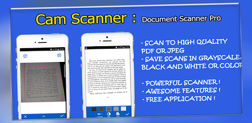 Cam Scanner | Document Scanner Pro - by bcaapps - Business Category