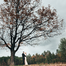 Wedding photographer Yana Gaevskaya (ygayevskaya). Photo of 14.11.2017
