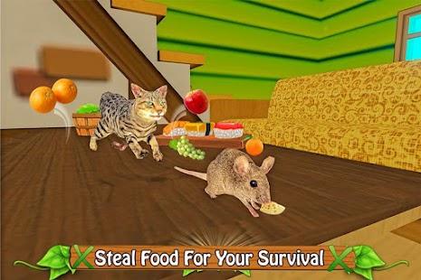 Ultimate Mouse Simulator - náhled
