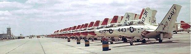 Photo: Open House June '69 VT 24 Flight Line