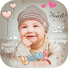 Baby Photo Story Maker icon