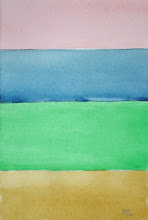 Photo: Wind - 6 x 4 inch watercolor. One only. SOLD