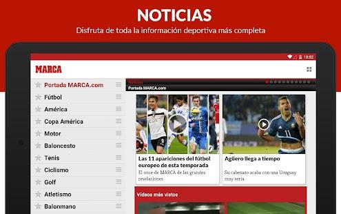 MARCA - Diario Líder Deportivo Screenshot 9