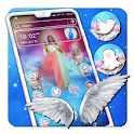 Jesus Blessing Launcher Theme icon