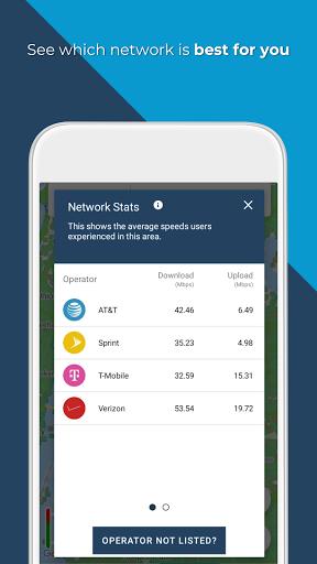 Opensignal - 3G & 4G Signal & WiFi Speed Test screenshot 6