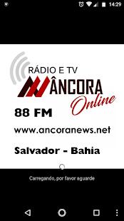 Rádio Âncora News 88 FM - náhled