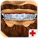 Crazy Braces Surgery Simulator icon