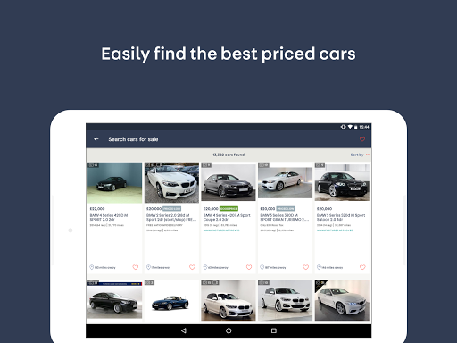 Auto Trader - Buy, sell and value new & used cars  screenshots 12