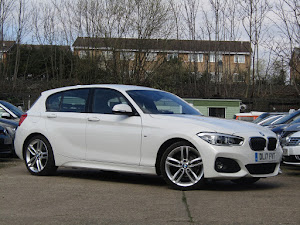 BMW 116D M SPORT AUTO