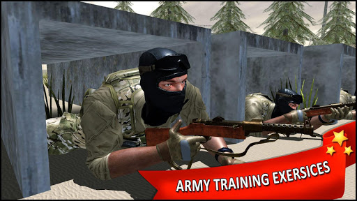 US Army Special Forces Training Courses Game 1.0.7 screenshots 2
