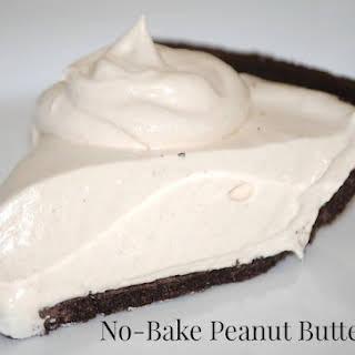 No-Bake Peanut Butter Pie.