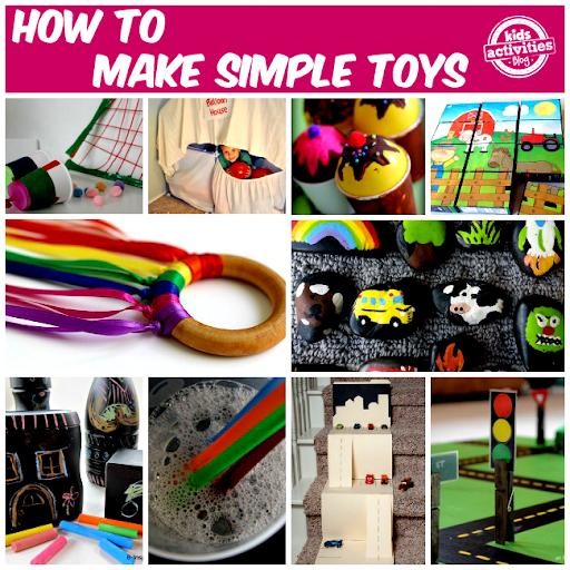 玩免費遊戲APP|下載How to Make Simple Toys app不用錢|硬是要APP