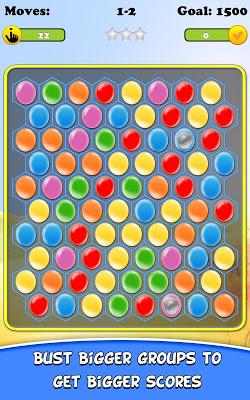 Bubble Buster Quest - screenshot