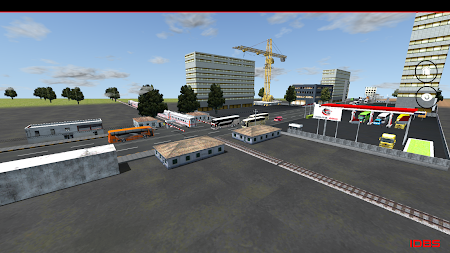 IDBS Bus Simulator APK screenshot thumbnail 5