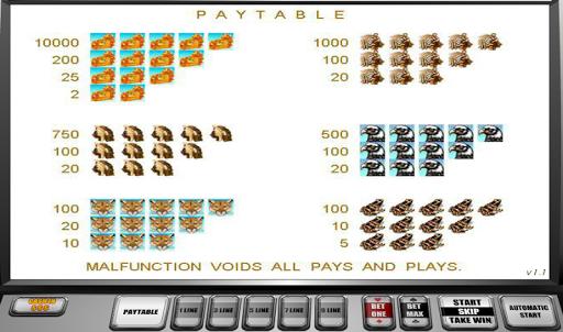Aztec Gold Pyramid cheat screenshots 4