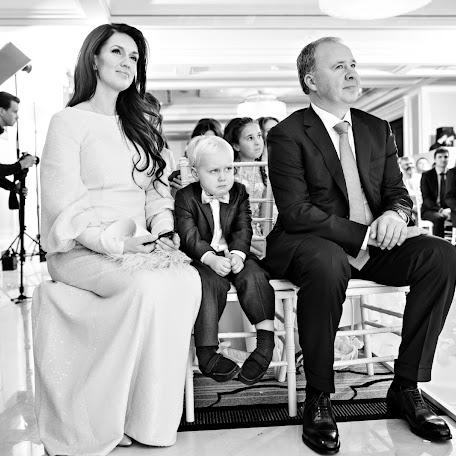 Fotógrafo de bodas Galina Nabatnikova (Nabat). Foto del 11.03.2018