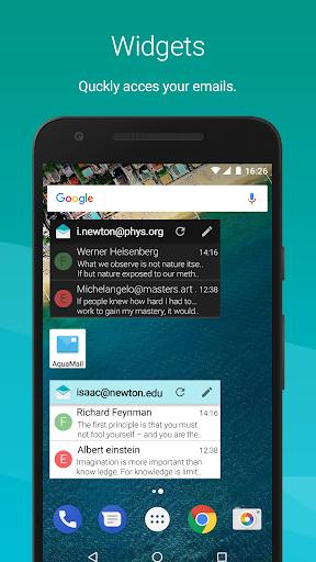 MobiSystems AquaMail - Email App 1.14.2-840 screenshots 7