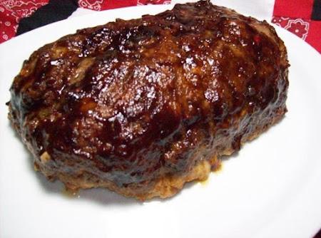 Secret Ingredient  Meatloaf Recipe
