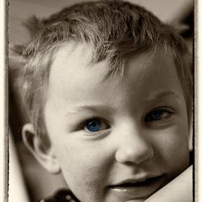 My Andreas by Daniel Erstad - Babies & Children Child Portraits
