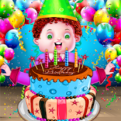 Birthday Cake Maker Factory – Dessert Party