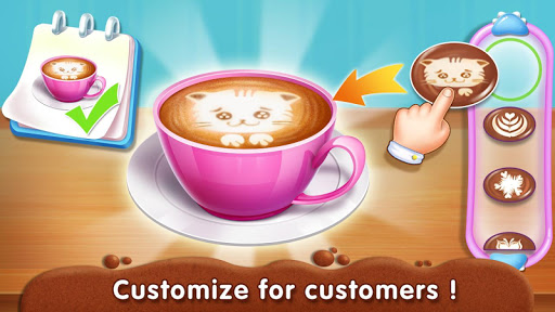 ud83dudc31Kitty Cafu00e9 - Make Yummy Coffeeu2615 & Snacksud83cudf6a apkdebit screenshots 24