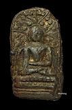 ʕ•́ᴥ•̀ʔっ..พระคงเขียวหินครก..กรุเก่าลำพูน..1300ปี