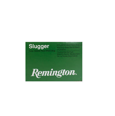 Remington Slugger Kal 20 5/8 OZ.