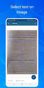 OCR Text Scanner Premium: Convert an image to text 2