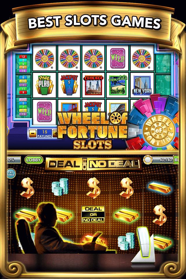 GSN Grand Casino - FREE Slots screenshot #3