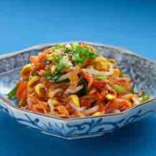 Bean sprout Kimchee