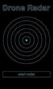 Drone Radar Simulation screenshot 0