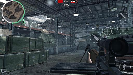 World War Heroes: WW2 Shooter 1.9.6 screenshots 12