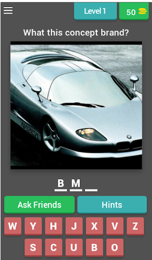 Guess the Vintage Concept Cars|玩益智App免費|玩APPs